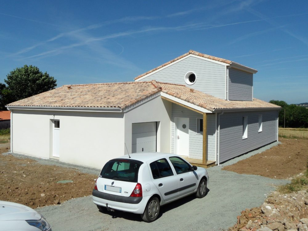 Projet Bois - Votre constructeur maison ossatures bois à Aizenay